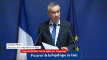 """Attentats dans l'Aude : la compagne de Radouane Lakdim """"a crié 'Allah akbar' lors de son interpellation"""", déclare François Molins"""