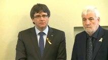 Carles Puigdemont resta in carcere in Germania