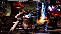 All Diamond Charers Review! Mortal Kombat X 1.9! IOS/Android