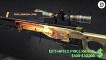 TOP 5 MOST EXPENSIVE SKINS IN H1Z1 KOTK!! - video dailymotion
