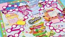 Gra Supermarket Scramble | Shopkins | Gry planszowe dla dzieci