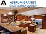 Granite, Quartz and Marble Kitchen Worktop Supply by Astrum Granite