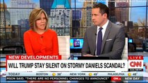 Panel on Will Trump stay silent on Stormy Daniels Scandal? #DonaldTrump #StormyDaniels #Breaking