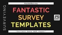 Building Surveying Templates - Full Range for ALL Surveying Sectors
