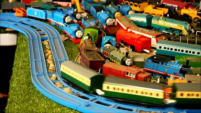 *ALL NEW* Plarail Gordon new Unboxing Review and First Run