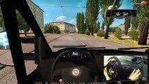 Euro Truck Simulator 2 - FIAT DUCATO TÜRK KAMYONETİ [Logitech G920]