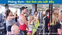 Phòng Gym - Nơi tình yêu bắt đầu