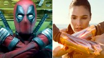 Gal Gadot Teases Ryan Reynolds For Copying Her Wonder Woman Pose | Hollywood Buzz