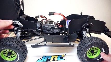 Get More FLEX! - Axial SCX10 II Suspension Mod