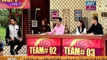Salam Zindagi With Faysal Qureshi -  Jodi No1 special - 27th March 2018