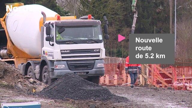 Valenciennes, un contournement pour favoriser l'activité