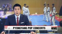 South Korean pop concert delegation to North Korea increased to include taekwondo performers