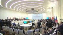 Afganistan Hakkında Taşkent Konferansı - Özbekistan Cumhurbaşkanı Mirziyoyev - TAŞKENT