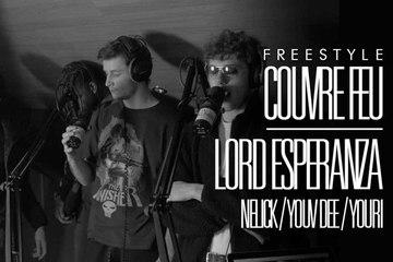Lord Esperanza x Youv Dee x Nelick x Youri  - Freestyle COUVRE FEU sur OKLM Radio
