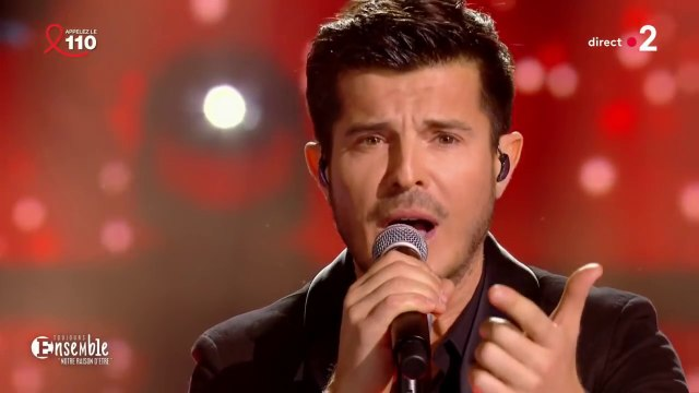 Vincent Niclo_QUAND ON A QUE L'AMOUR_Sidaction 2018