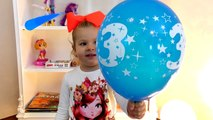 Diana Diana learns to count and Playing with Colored Balloons video for kids 2018 kids diana show baby
