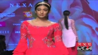 ভারতের নয়া দিল্লিতে হয়ে গেল 'অ্যামাজন ফ্যাশন উইক'   India News   Somoy Tv