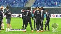 Dernier match amical pour les Bleus avant la sélection pour le Mondial