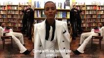 Les coulisses du shooting haute couture de Vogue Paris avec Inez & Vinoodh