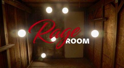 Rage Room Trailer