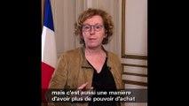 Semaine de l'Epargne salariale | Message de Muriel Pénicaud