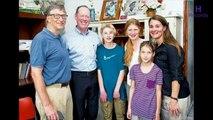 Bill Gates Beautiful Daughter Jennifer Katharine Gates | Bill Gates Family | Jennifer Katharine Gates with Family