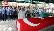 (27 Mart 2018) KAZA KURBANI ŞEHİT ÖZEL HAREKAT POLİSİ SON YOLCULUĞUNA UĞURLANDI…