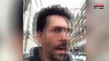 Plagiat : Tomer Sisley règle ses comptes avec un journaliste d'Envoyé Spécial (Vidéo)