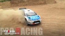 Essais Rallye Terre du Diois 2017 sur le circuit Terre de P2C Racing, Centre de Pilotage Rallye