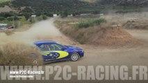Subaru Impreza GT, P2C Racing Ecole de pilotage rallye terre