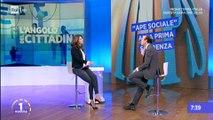Benedetta Rinaldi all'interno della trasmissione uno mattina nella rubrica #langolodelcittadino parla con Gianluca Timpone di Ape sociale e della scadenza del 31 marzo 2018 per il riconoscimento dei requisiti da parte dell'INPS