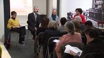 Caixaforum acoge la exposición del arquitecto Adolf Loos