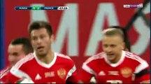 Fedor Smolov Goal ~ Russia vs France 1-2 /27.03.2018/ Friendlies