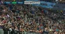 Fedor Smolov Goal HD - Russia 1-2 France 27.03.2018