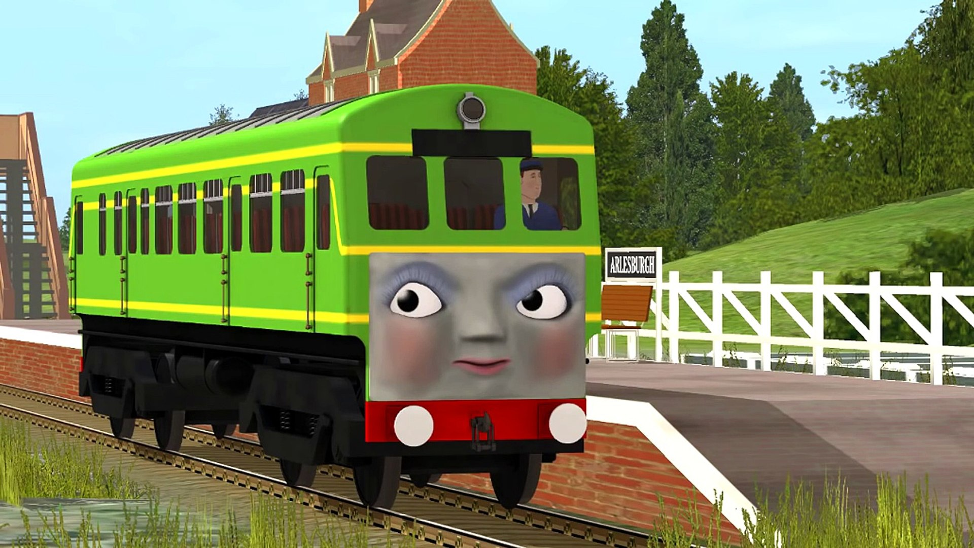 Trainz Thomas & Friends: Daisys Duchess