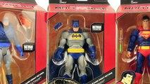 DC Comics Multiverse 6 The Dark Knight Returns (Batman, Superman, Son Of Batman) Figures Review