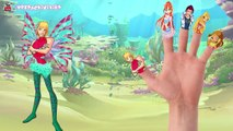Winx Club Finger Family Collection Winx Club Finger Family Songs Winx Club Nursery Rhymes