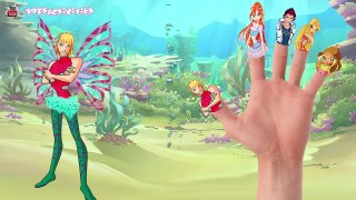 Winx Club Finger Family Collection Winx Club Finger Family S