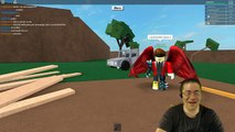 Lumber Tycoon 2 how to get to the box car store - video