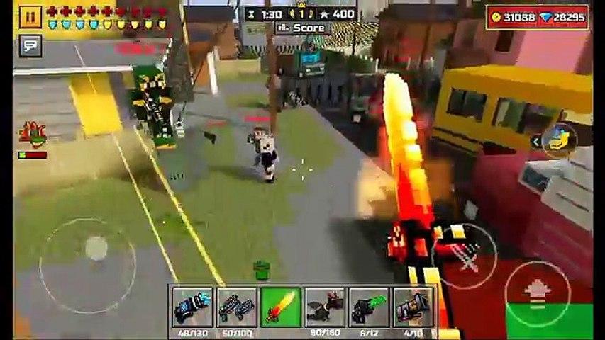 NEW INSANE TRICK !!! (Pixel Gun 3D)