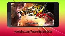 Street Fighter IV HD Para Android - EL MEJOR JUEGO DE PELEAS PARA ANDROID