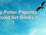Harry Potter Paperback Boxed Set Books 17 25221afe