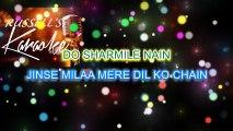 Pyar Bhare Do Sharmile Nain Karaoke