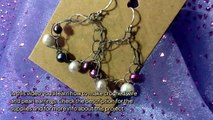 Make Croched Wire and Pearl Earrings - DIY Style - Guidecentral