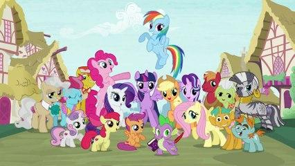 My Little Pony Season 8 Episode 1 School Daze - Part 1 1080p