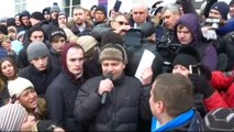 Protests held as anger mounts over Kemerovo fire