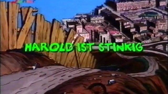 Fat Albert und die Cosby Kids - 108. Harold ist stinkig