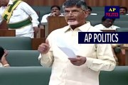 CM Chandrababu Naidu FUNNY Comments On PM _ Andhra Pradesh Assembly Sessions-AP Politics