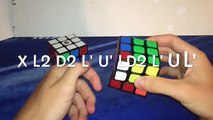 All my PLL algorithms (tutorial)