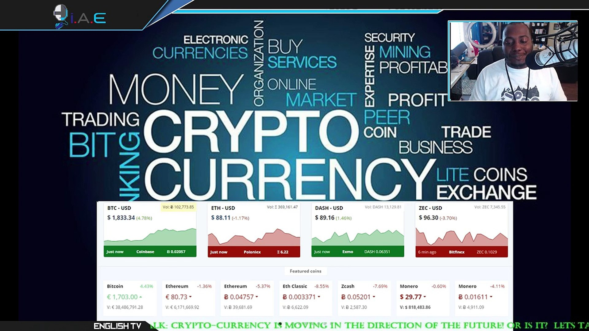 LETS TALK: Crypto-Currency And The Importance Of Investment